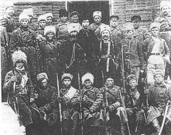 тамбовское восстание под руководством антонова