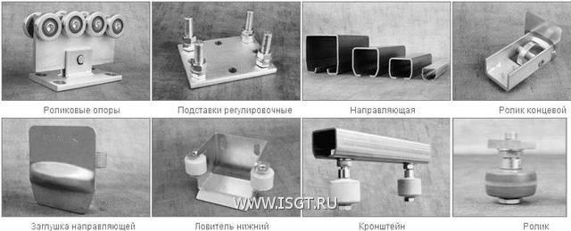 Производство и монтаж откатных (сдвижных) ворот своими руками - Техническое обслуживание ворот. Автоматизация систем вентиляции